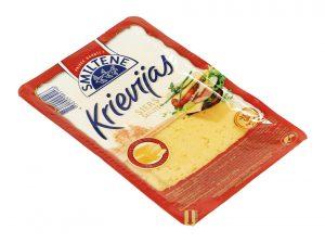 """""""KRIEVIJAS"""" siers šķēlītēs"""