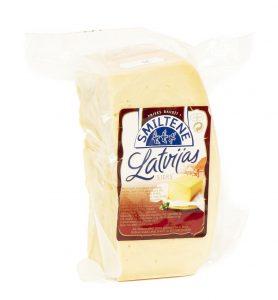 """""""LATVIJAS"""" siers (fasēts)"""