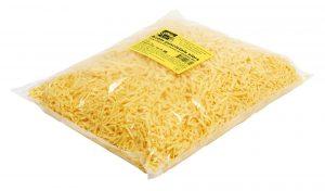 Rīvēts siers puscietais (svara)